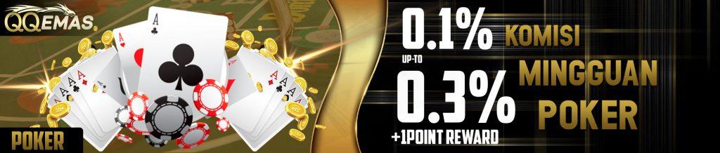 Bonus Poker Online Terbaik